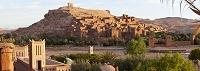 モロッコ アイット=ベン=ハドゥの集落