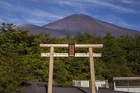 静岡県 富士山御殿場口入山門