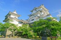 三重県 伊賀上野城