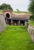 セルビア ペトロヴァラディン要塞