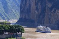 中国 長江三峡 瞿塘峡