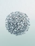 金属ブロックが密集する球体