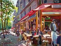 デイヴィッド・ロイド・グローバー 「PARIS CAFE SOCIETY」