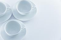 食器 白いコーヒーカップ