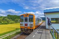 秋田県 ローカル線