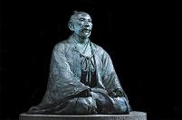 兵庫県 豊臣秀吉の像