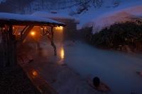 秋田県 乳頭温泉郷 鶴の湯