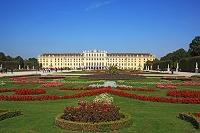 オーストリア ウィーン シェーンブルン宮殿と庭園群