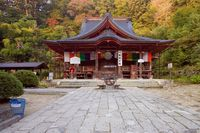 山形県 亀岡文殊堂