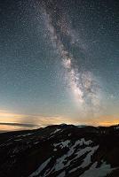 群馬県 渋峠付近の星空