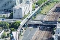 東京都 港区ミニチュア風