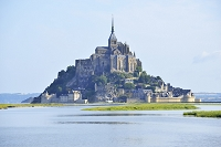 フランス モンサンミシェル修道院