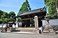 御香宮神社表門(旧伏見城大手門)
