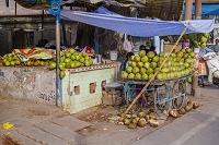 インド ベナレス 街並
