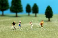 フィギュア ゴルフ