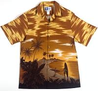 ヴィンテージのアロハシャツ