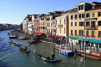 イタリア ベネチア ゴンドラ
