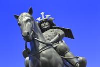 太田道灌の騎馬像