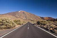 スペイン テネリフェ島 テイデ山