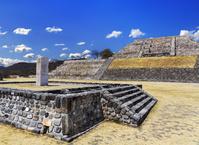 メキシコ ソチカルコ Great Pyramid