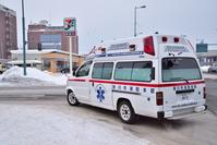 北海道 旭川市消防本部 救急車