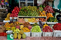 ベトナム ローカルマーケット