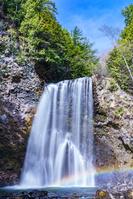 長野県 善五郎の滝