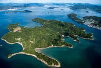 瀬戸内海の島々(生野島,阿波島周辺)