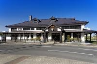 北海道 室蘭市 旧室蘭駅舎(現在は観光案内所)