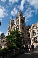 ロンドン 自然史博物館
