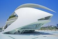スペイン バレンシア 芸術科学都市 ソフィア王妃芸術宮殿