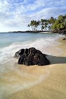 ハワイ ハワイ島 マハイウラ・ビーチ