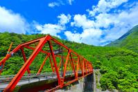 静岡県 寸又峡橋