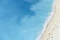 ギリシャ ケファロニア島 ミルトスビーチ
