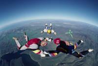 アメリカ スカイダイビング