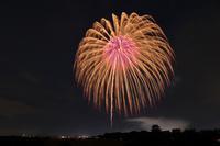 千葉県 さかいふるさと祭り利根川大花火大会