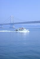 徳島県 大鳴門橋と鳴門海峡