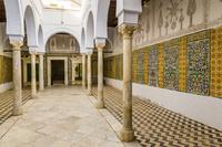 チュニジア ケロアン シディ・サハブ霊廟
