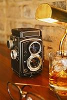 ウイスキーとカメラ