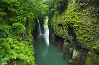 宮崎県 高千穂峡 真名井の滝