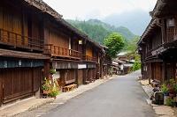 長野県 中山道 妻籠宿