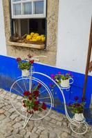 ポルトガル オビドスの街角