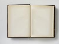 開いた本の紙