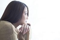 20代日本人女性の横顔