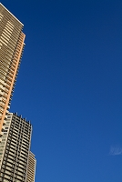 東雲のマンション群