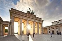 ドイツ ブランデンブルグ門