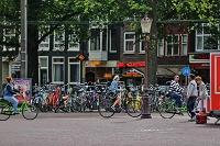 オランダ アムステルダム街角
