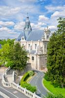 フランス Blois サン・ビセント教会