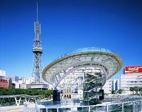 愛知県 オアシス21・水の宇宙船