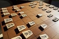 日本 将棋盤